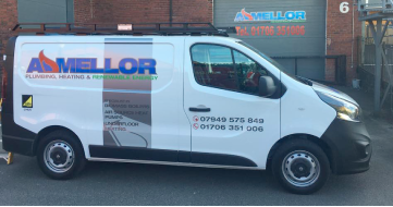 A Mellor Plumbing & Heating Services Ltd Rochdale